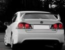 Honda Civic MK8 Type-R-Look Rear Bumper
