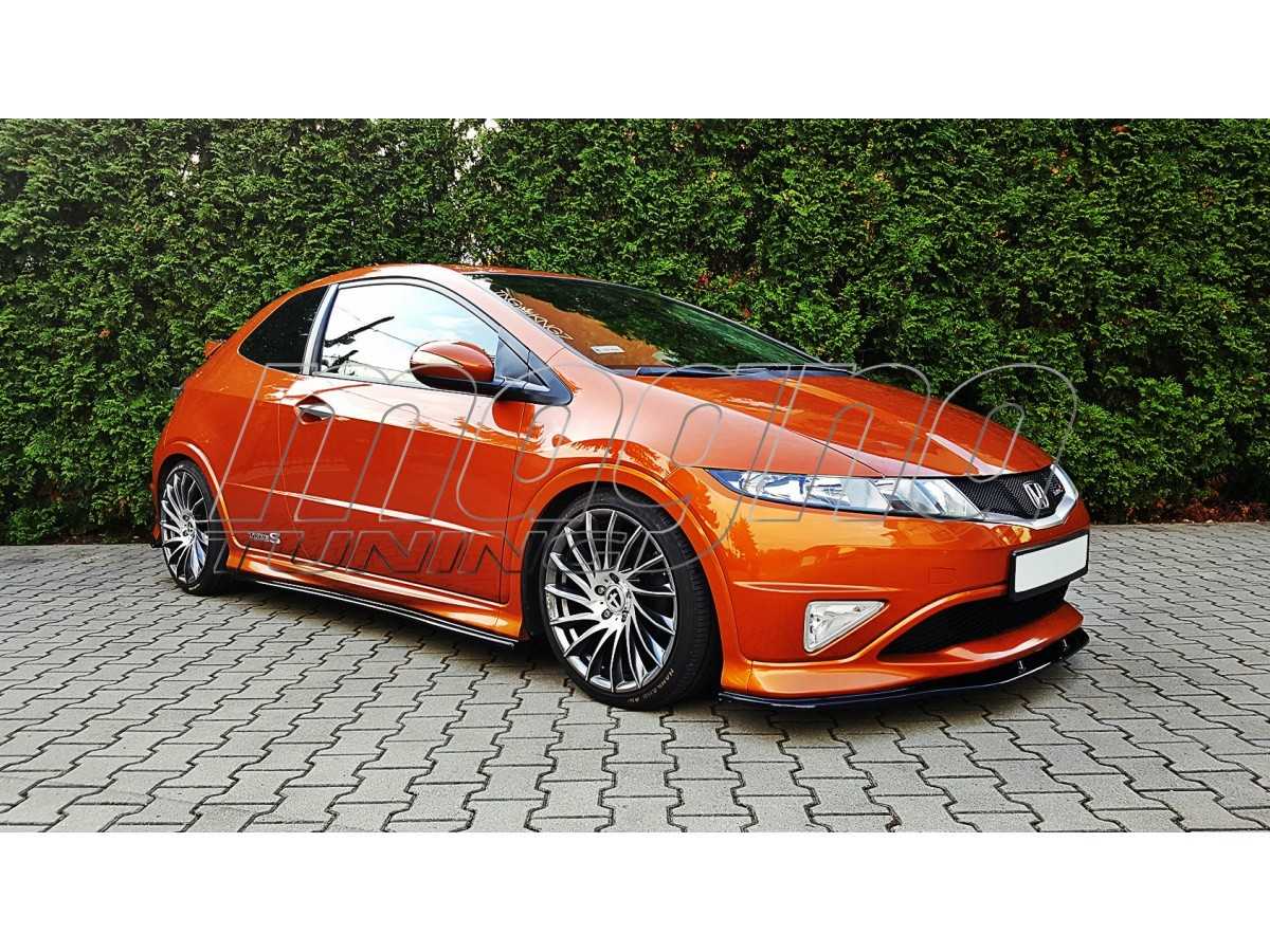 Honda civic mk8 type r master body kit for Honda civic type s