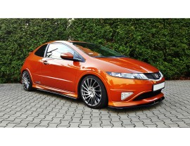 Honda Civic MK8 Type-R Master Front Bumper Extension