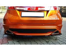 Honda Civic MK8 Type-R Master Rear Bumper Extension