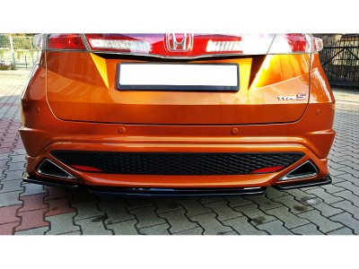 Honda Civic MK8 Type-R Master Rear Bumper Extension