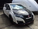 Honda Civic MK9 Capota Supreme Fibra De Carbon