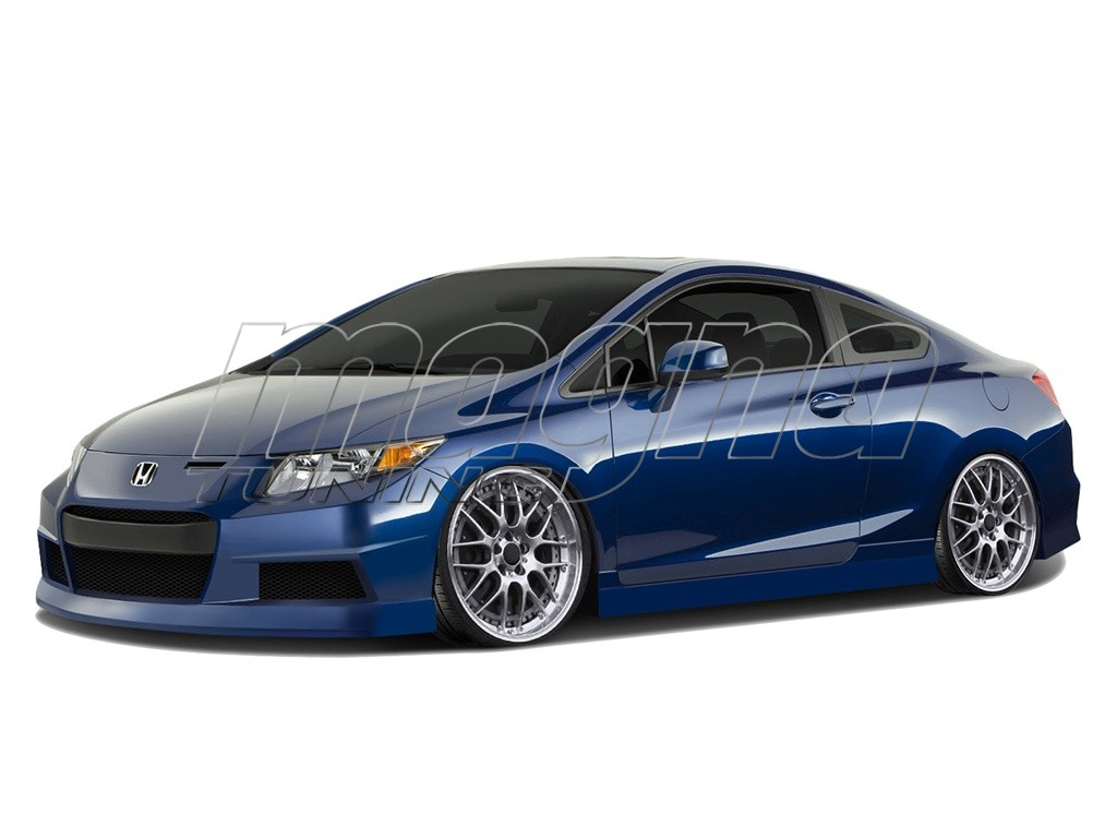 honda civic mk9 evolva body kit. Black Bedroom Furniture Sets. Home Design Ideas