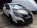 Honda Civic MK9 Supreme Carbon Fiber Hood
