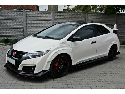 Honda Civic MK9 Type-R Body Kit MX