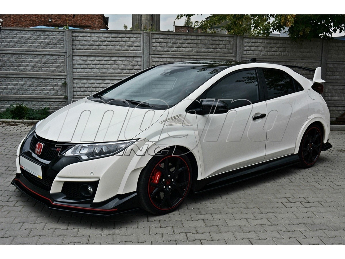 honda civic mk9 type r mx body kit. Black Bedroom Furniture Sets. Home Design Ideas