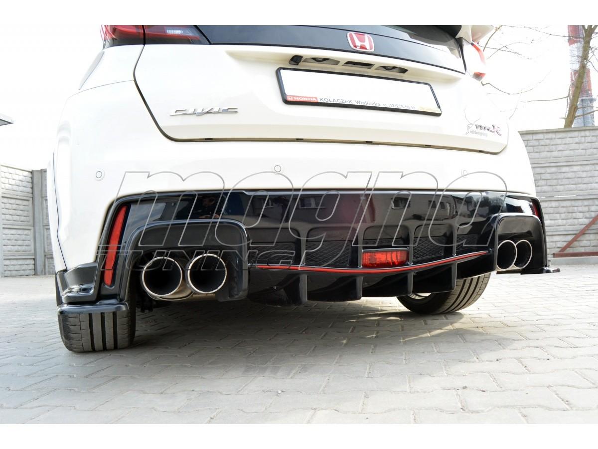 Honda Civic MK9 Type-R MX Body Kit