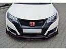 Honda Civic MK9 Type-R MX Front Bumper Extension