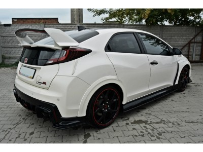 Honda Civic MK9 Type-R MX Side Skirts
