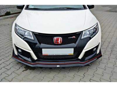 Honda Civic MK9 Type-R MX2 Front Bumper Extension