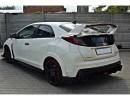 Honda Civic MK9 Type-R Racer Rear Bumper Extensions