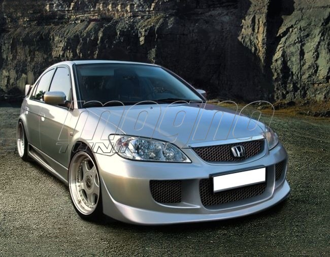 Honda Civic Sedan 01-05 A2 Body Kit