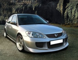 Honda Civic Sedan 01-05 A2 Front Bumper