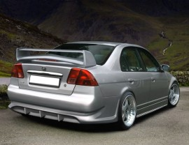 Honda Civic Sedan 01-05 A2 Rear Bumper