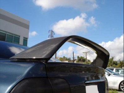 Honda Integra Speed Carbon Heckflugel