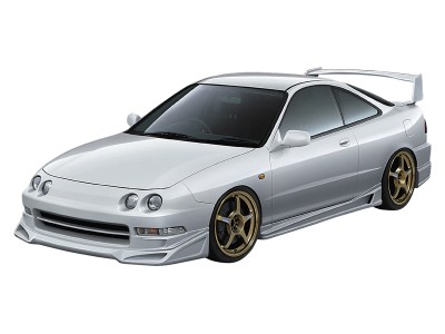 Honda Integra Type R Japan Front Bumper Extension