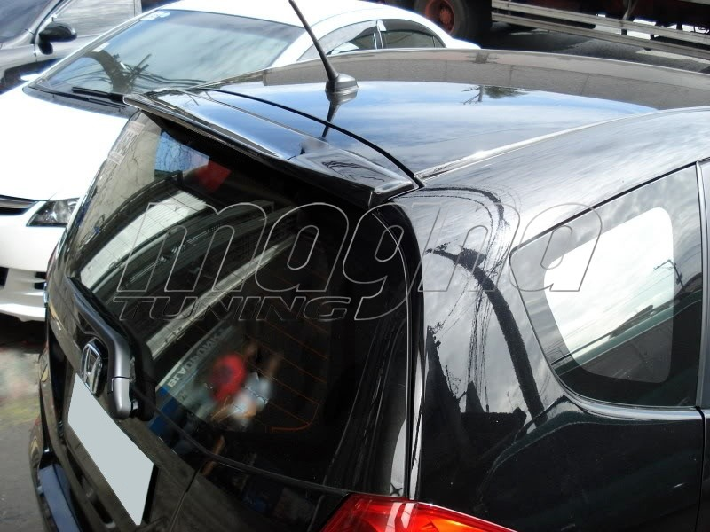 Honda Jazz MK2 Matrix Rear Wing Extension