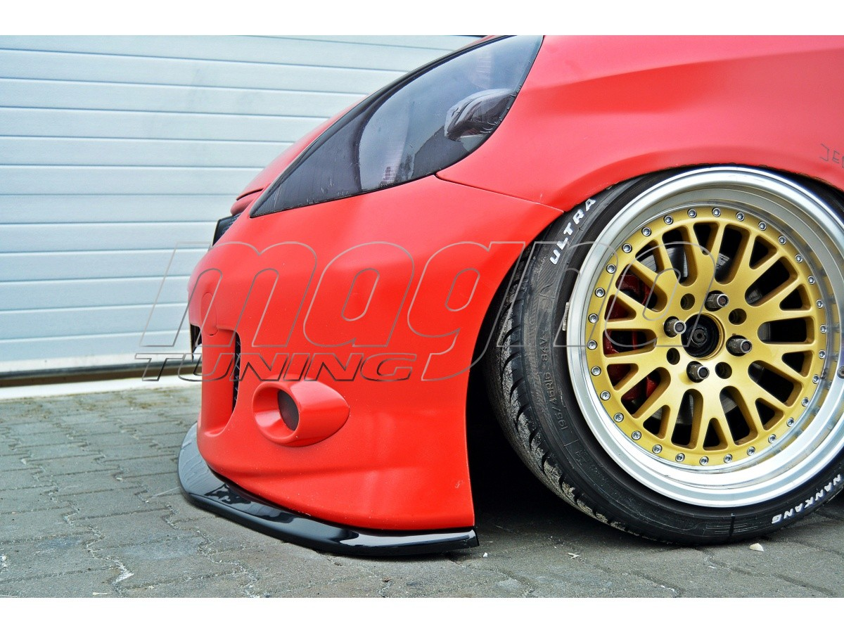 Honda Jazz MX Front Bumper Extension
