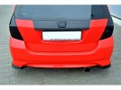 Honda Jazz MX Rear Bumper Extensions