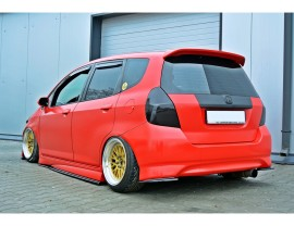 Honda Jazz MX Side Skirt Extensions