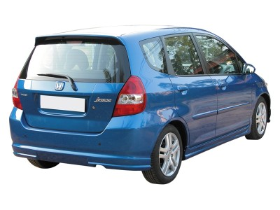 Honda Jazz Street Rear Bumper Extension