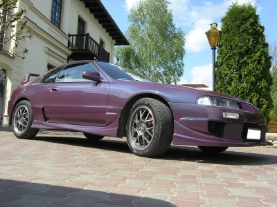 Honda Prelude Armo Side Skirts