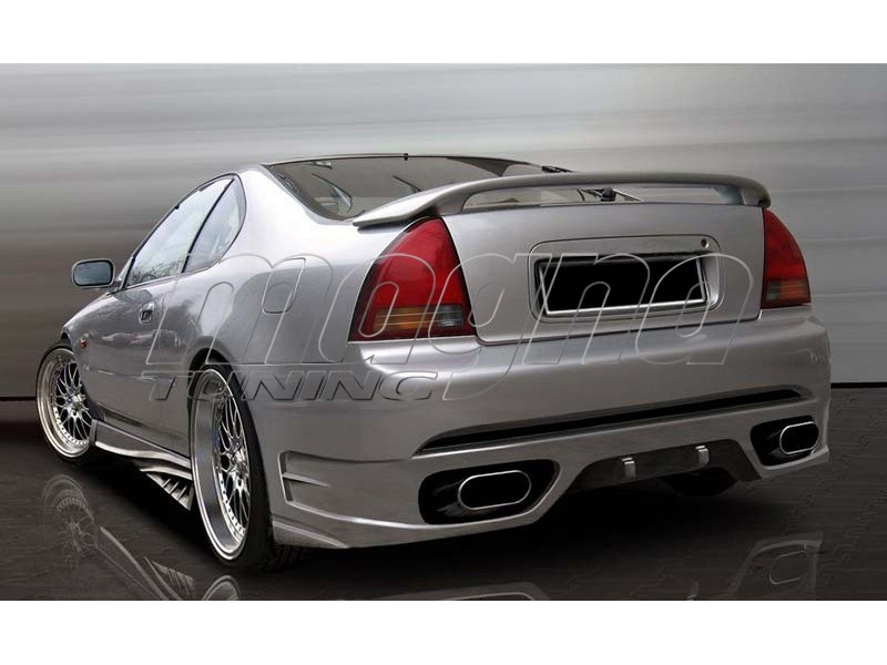 Honda Prelude FX-60 Rear Bumper