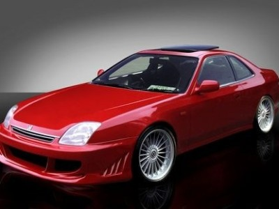 Honda Prelude MK5 EDS Front Bumper