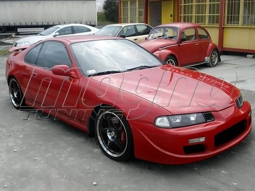 Honda Prelude Master Front Bumper Picture