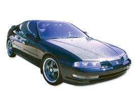 Honda Prelude OEM Carbon Fiber Hood