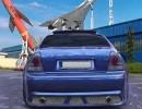 Honda Prelude OldSchool Rear Bumper