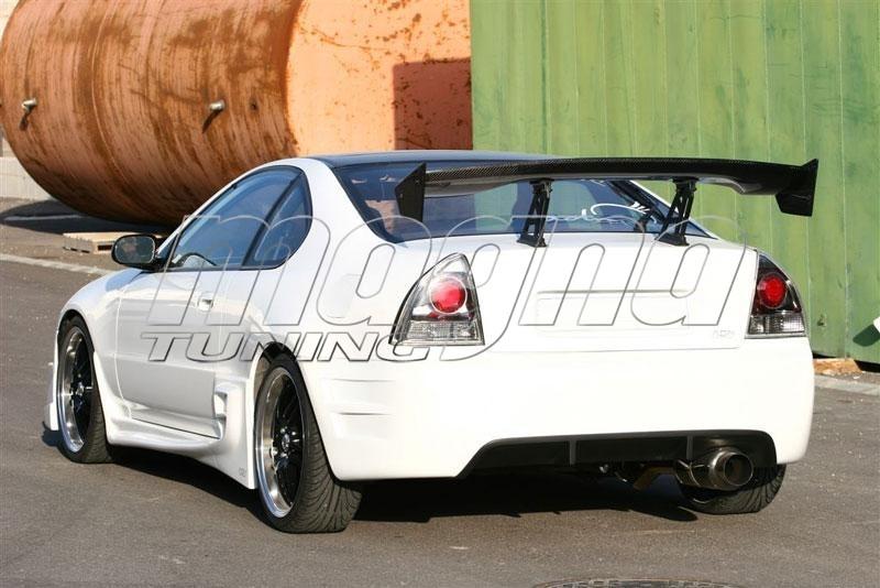 Honda Prelude Racing Rear Bumper Picture 6867