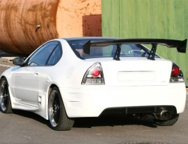 Honda Prelude Racing Rear Bumper