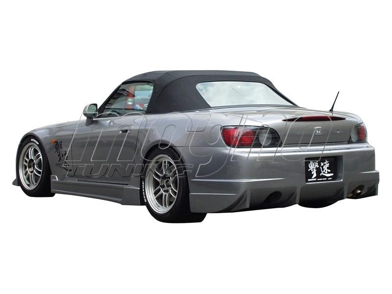 Honda S2000 AP1 Japan Rear Bumper
