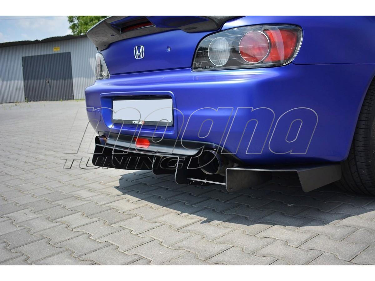 Honda S2000 Racer Rear Bumper Extension