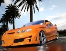 Hyundai Coupe Cyclone Front Bumper
