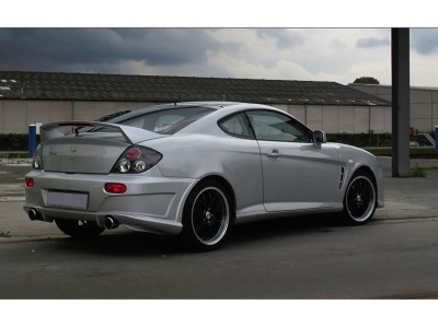 Hyundai Coupe Exclusive Rear Bumper