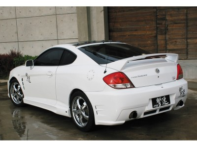 Hyundai Coupe GT Heckstossstange