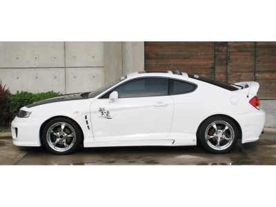 Hyundai Coupe GT Side Skirts