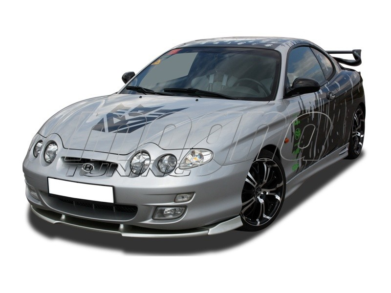 Hyundai Coupe GT5 Side Skirts