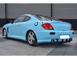 Hyundai Coupe MK2 Racer Rear Bumper Extension