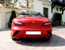 Hyundai Coupe Night Rear Bumper