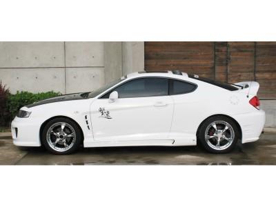 Hyundai Coupe Praguri GT