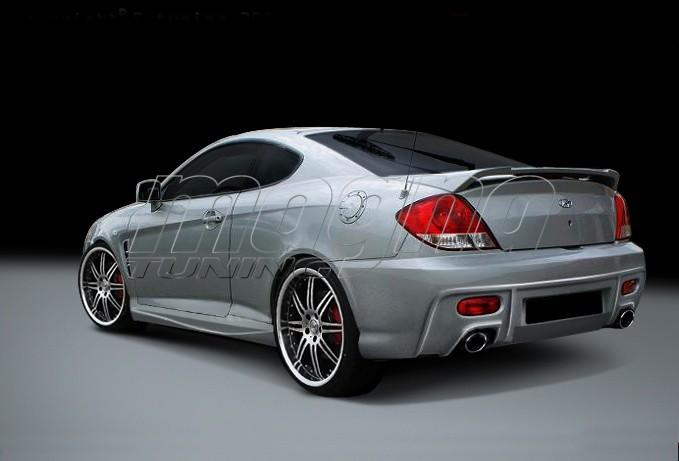 Hyundai Coupe Radical Body Kit