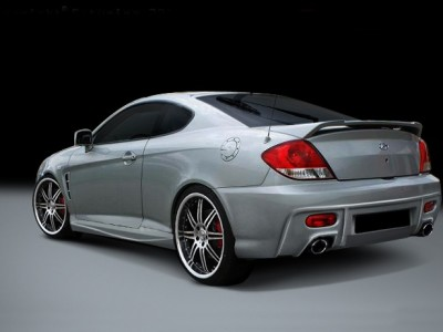 Hyundai Coupe Radical Rear Bumper