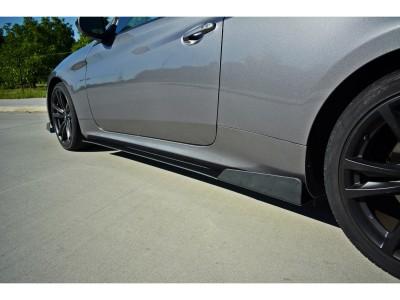 Hyundai Genesis Coupe Extensii Praguri Racer
