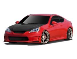Hyundai Genesis Coupe GTS Body Kit