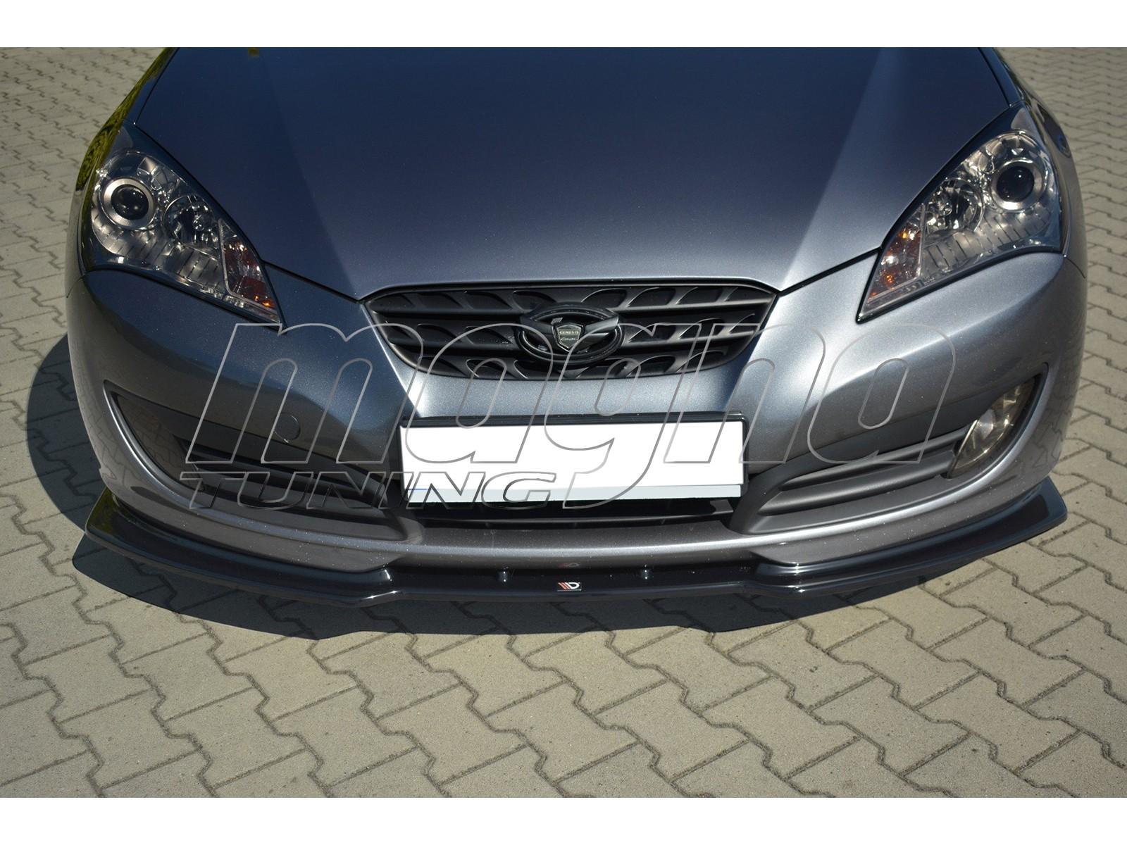 Hyundai Genesis Coupe MX Front Bumper Extension