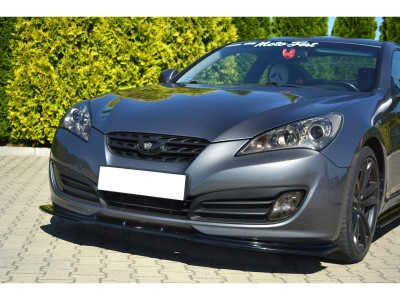 Hyundai Genesis Coupe MX Front Bumper Extension