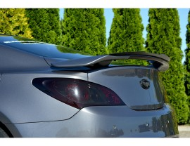 Hyundai Genesis Coupe MX Rear Wing Extension
